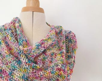 crochet pattern - Coco Shawl - PRINT copy