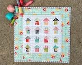 Mini Neighborhood PDF Quilt Pattern #126