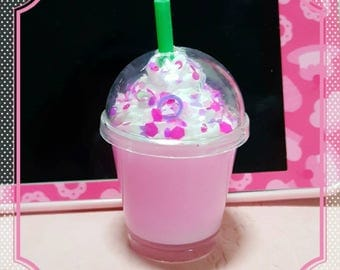 Butterfly Dreams Frappuccino necklace
