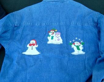 Shirts Demin and  broadcloth