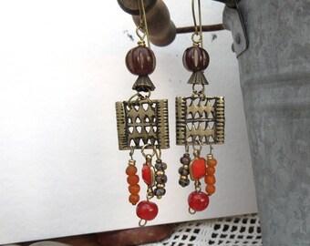 Ardeur De Vivre: for these tribal earrings boho chics urban ......