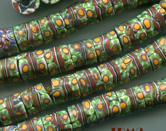 Antique African Trade Bead Venetian Murano Beads, 8 Designs,TBM1.2.5.11.36.38.39.TBM47