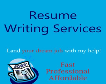 resume writing service get a fast professional affordable resume to help you