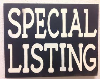 Special listing for Landra