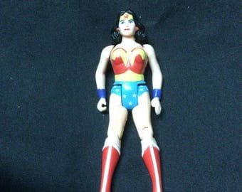 Kenner Super Powers Wonder Woman figure loose - 1984