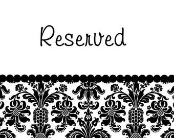 RESERVED for TRACEY 2 Blue and 2 Pink Quatrefoil Plow Covers