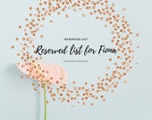 Reserved list for Fiona. Flamingo necklace Sterling silver