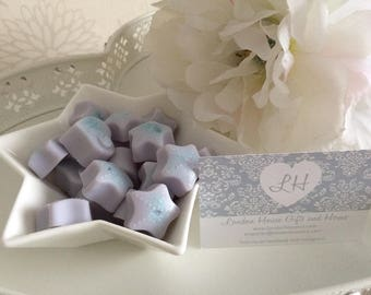Soy Wax Melts Lavender and Vanilla Scent