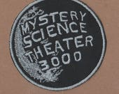 Planet Logo Patch - MST3K