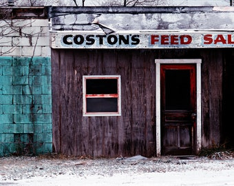 Coston's Feed Sales