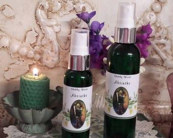 Absinthe Body & Linen Spray, The Green Fairy, Absinthe Room Spray