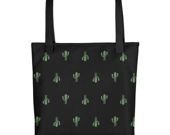 Phish Tote Bag - Cactus Print