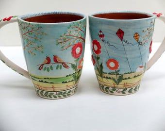 Come Fly with Me, Coffee Mug  - READY TO SHIP