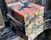 Nag Champa Soap - Atlas Cedar Wood - Vegan Soap