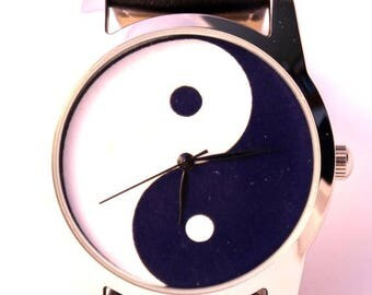 ON SALE 25% OFF Watch Yin Yang symbol Dao symbol daoism