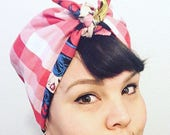Full Coverage Reversible Headscarf