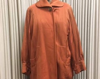 Vintage 30's-40's Coat