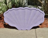 RESERVED For DANIELLE MONROE  Two Extra Large Seashell Headboards