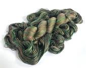Sea Nymph Silk/SeaCell Yarn. Earth Music