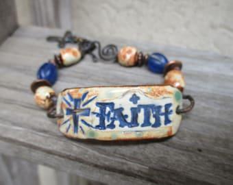 Faith Inspirational Bracelet