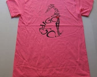 SMALL - Safety Pink Rescue T-shirt
