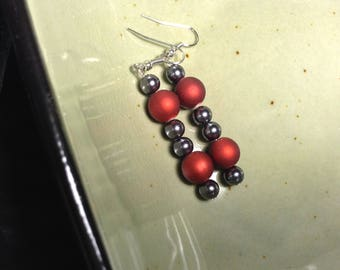 Ruby Red Orbs