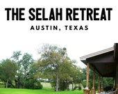 The Selah Retreat - Austin. Texas - DEPOSIT
