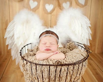 12% off Newborn headbands Baby headband Adult headband Child headband Baby hairbow Photo prop Wedding headband Teen headband hair clip rhine