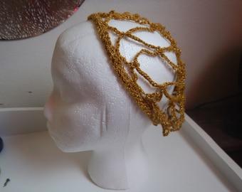 Golden Hair Net