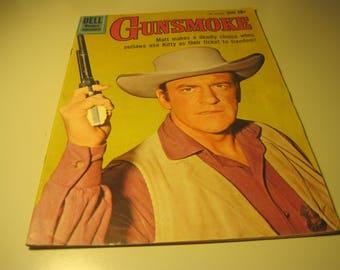 Dell 1960 Gunsmoke #19 Comic Book