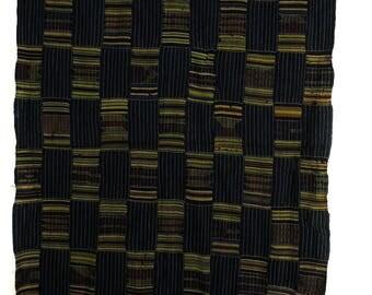 Kente Handwoven Cloth Asante Ghana African Art 119899