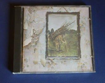 Led Zeppelin IV CD 19129-2 Atlantic 1971