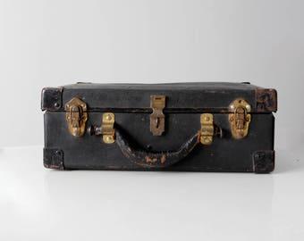 1940s Bell System repair case, black repairman's case