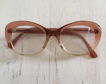 1970's Ladies vintage spectacles