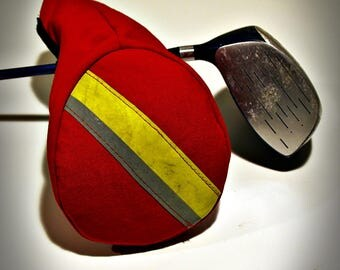 Bunker Gear Golf Head Cover Golf Club Cover Golf Sock Driver Cover