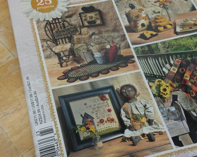 Simply Vintage by Quilt Mania summer 2017