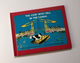 1957 The Cow Who Fell In The Canal