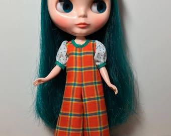 Rosiee Gelutie Wide Legged PlaySuit with Puffy Sleeves