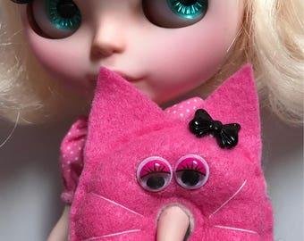 Rosiee Gelutie Pink Kitty Donutzie