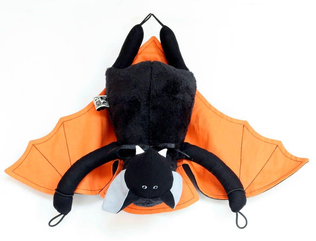 vampire bat for halloween stuffed toy plush animal kids