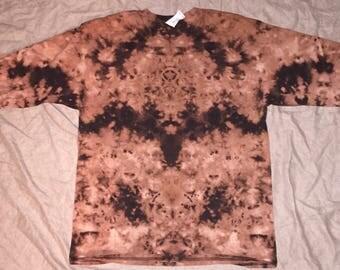 5858 Large Gildan Ultra-Cotton Long Sleeve Reverse