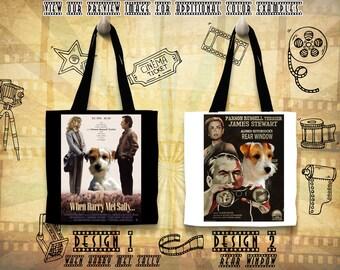 Tote Bags MOVIE ART