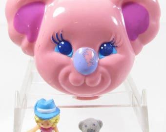 1994 Vintage Polly Pocket Koala Picnic Bluebird Toys (39543)