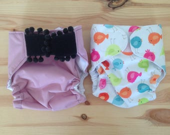 SALE! Cloth diaper covers size small (3-6kg)
