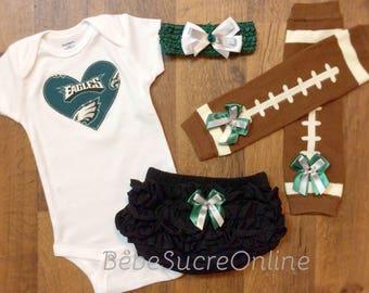 Philadelphia Eagles Game Day Outfit