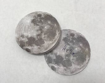 Full Moon Sticky Notes