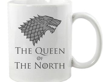 Queen Of The North Mug