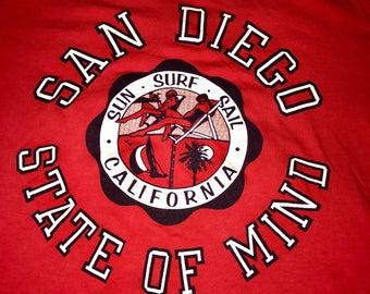 Vintage San Diego shirt