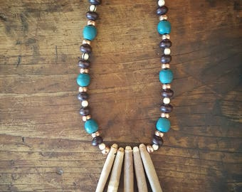 Gorgeous Sea Urchin Spine Necklace