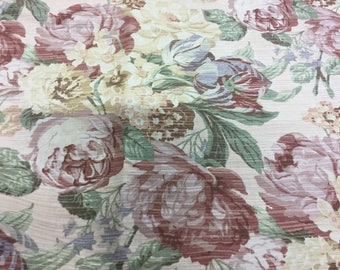 Warwick designer curtain upholstery fabric Anthea 4.1 metre piece
